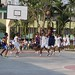 A moment of Inter House Basketball Competition (1)