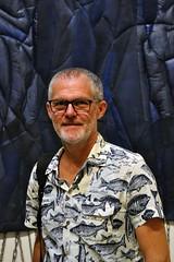 Fish in the sea (mikael_on_flickr) Tags: fishinthesea camicia chemise hemd franco man husband marito mann uomo homme hombre guy maschio maschile portrait ritratto venezia biennale2017