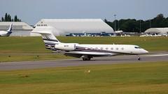 N1TF Gulfstream G650 (R.K.C. Photography) Tags: n1tf gulfstreamg650 g650 6065 aircraft bizjets american gulfstatestoyota cambridge cambridgeairport marshallaerospace cbg egsc cambridgeshire england unitedkingdom uk canoneos100d