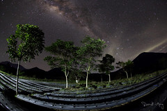 Strawberry Field (Randi Ang) Tags: strawberry field milky way milkyway tngr taman nasional gunung rinjani mount volcano lombok indonesia landscape long exposure randi ang canon eos 6d fisheye 15mm randiang