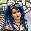 Wave-Gotik-Treffen 2017 Lipsia (Valt3r Rav3ra - DEVOted!) Tags: wavegotiktreffen2017 sonyalpha7 sony germania germany deutschland lipsia leipzig portrait ritratti valt3r valterravera digitale colori girl
