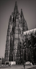 Cologne Cathedral, Germany (mary_hulett) Tags: cologne rivercruise travel europe viking rhineriver church cathedralofstpeter colognecathedral 2017
