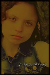 https://www.facebook.com/JoseSpektrumPhotography/ (josespektrumphotography) Tags: sepia sexy mona rubia ojos hermosa linda gothic gotica rock rockera primerplano retrato josespektrumphotography