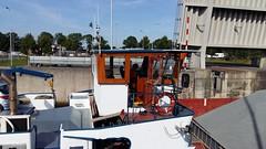 Towards the lock #2 (anastigmatz) Tags: ship lock groningen oostersluis