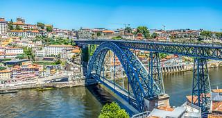 Ponte de Dom Luis I, Porto