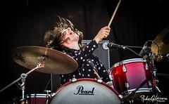 Jack Taylor, Tax the Heat (Rubén G. Herrera) Tags: garagesoundfest rubéngherrera rivas festival rockymotor extrememusic amazingdrummer jacktaylor drummer