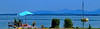 Offshore Platform on Lake Chiemsee (gerard eder) Tags: world travel reise viajes europa europe deutschland germany alemania baviera bayern bavaria landscape landschaft lake lago see natur nature naturaleza paisajes panorama playa strand beach chiemsee outdoor wasser water