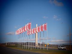 14 Flags Over Burley Griffin (Rantz) Tags: australia australiancapitalterritory canberra dikaiosyne rantz parkes au