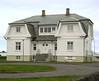 The Hofoi House, Reykjavik