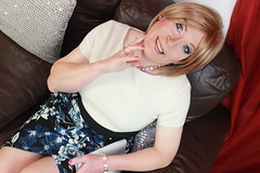 Is This Really Me (rachel cole 121) Tags: tv transvestite transgendered tgirl crossdresser cd