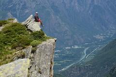 balcone sul Toce (gramignacosy) Tags: pizzocamino vco valleanzasca valsegnara piemonte montagna mountain panorama landscape escursionismo hiking toce fiume