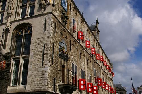 17-300  Gouda Town Hall