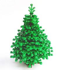Tanne (Fir) (Der Beueler) Tags: omega3108 lego moc tanne baum fir tree uwe kurth