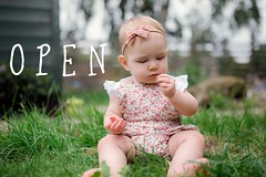 Open (Lady Tori Photography) Tags: lightroom presets cute baby girl bokeh canon pink