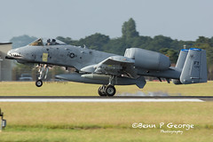 A10C-FT-80-0172-13-7-17-RAF-MILDENHALL-(2) (Benn P George Photography) Tags: rafmildenhall 13717 bennpgeorgephotography a10c ft 23fg 790223 780614 790157 800172 800223 820657 c17a charleston 970041 kc10a travis 791946