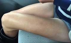 IMG_2442 (legsman37) Tags: legs longlegs leg leggy thigh thighs knees knee sexy girl tease hot tasty gams stems daisydukes boots seductive