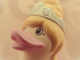 Queen of ducks