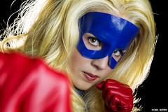 Star Girl... (Ring of Fire Hot Sauce 1) Tags: cosplay stargirl toriacostumingdesign sandiegocomiccon sdcc portrait blonde