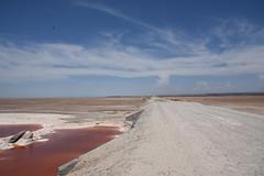 DE5_2035 (takkotakko) Tags: san ignacio lagoon laguna red mineral water bacteria color baja california mexico sur norte summer travel people mexican mexicano