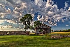 IMG_9605tzl1scTBbLGER (ultravivid imaging) Tags: ultravividimaging ultra vivid imaging ultravivid colorful canon canon5dmk2 clouds sunsetclouds evening scenic rural summer fields farm pennsylvania pa