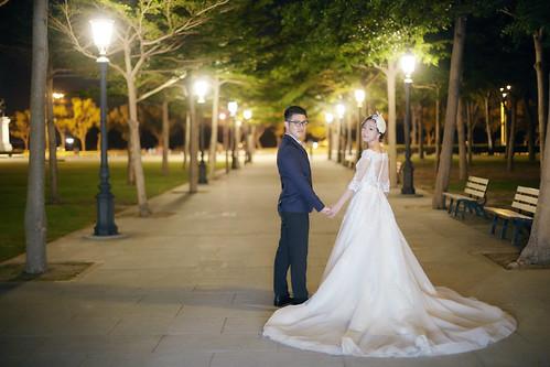 Pre-Wedding [ 南部婚紗 - 草原森林建築特殊景類婚紗 ] 婚紗影像 20170510 - 267拷貝