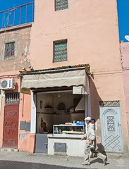 Little Shop in Marrakesh (jennifer.stahn) Tags: travel travelphotography maroc marocco marokko marrakech marrakesch marrakesh shop laden people street streetphotography streetlife nikon jennifer stahn