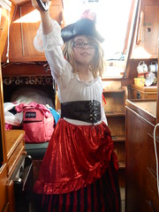 Back to Poulsbo for fireworks (LarrynJill) Tags: sailing evie mady summer poulsbo wa grandkids family independenceday july4