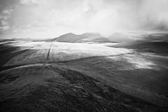Plateau de Guéry III (steph20_2) Tags: panasonic lumix m43 gh3 20mm landscape paysage monochrome monochrom montagne mountain noir noiretblanc ngc blanc black bw white skanchelli puydedôme auvergne france guéry bru