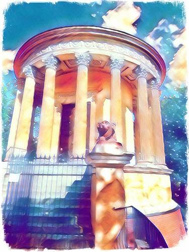 Puławy. świątynia Sybilli