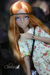 IMG_8227 (Cleo6666) Tags: lana lillycat cerisedolls marron glacé bjd doll chibbi
