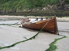 Solva Harbour (chrisjwarrington) Tags: pembrokeshire wales landscape beach coast harbour solva