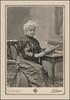 5903 AMN Unknown woman K. u. K. Hof-Atelier jahr 1904. Wilhelm Karl Pietzner  Austrian photographer