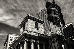 King's Chapel (PAJ880) Tags: kings chapel colonial freedom train tremont st boston ma bw mono urban city history architecture