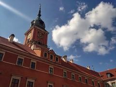 Royal Castle (brimidooley) Tags: warsaw warszawa poland polska citybreak city travel europe castle