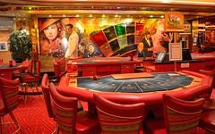 Liberty of the Seas (Jeffrey Neihart) Tags: jeffreyneihart nikon nikkor nikond5100 nikon1855mm ship caribbean royalcaribbean libertyoftheseas casino blackjack gamble gambling