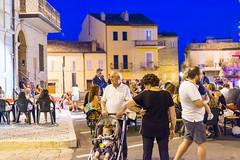 'La Notte Romantica', Offida, June 2017 (MikePScott) Tags: ascolipiceno camera events featureslandmarks italia italy lanotteromantica lemarche lens nikon50mmf18g nikond800 offida sky