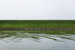 When the Levee Breaks (Kevin Dingfelder) Tags: fuji fujifilm x100t burr oak state park ohio tom jenkins dam water sky reflection lake