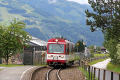 "VTs 15 ""Uttendorf"" narrow-gauge (Roger Wasley) Tags: vts 15 uttendorf narrow gauge train railways austria austrian europe european krimml pinzgau lokalbahn zellamsee öbb 5090005 station"