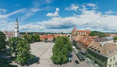 Kaunas | Summer Panorama #195/365