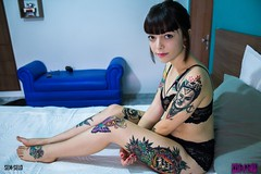The best tattoo care comes with the understanding of exactly what a tattoo is... (Inked Up Dolls) Tags: 101tattoos altmodel beautifullyinked beautifullyinkedfeaturedmodel featured girlwithtattoos girlswithtattoos suicidegirlhopeful tattoocare tattooedgirls tattoos womenwithtattoos