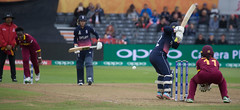 MRP_5248 (preedyphotos) Tags: women world cup criscket bristol countyground nevilroad england westindies sport cricket trophy lights floodlights competition signs ball catch wicket team umpire wwc2017 throw shot boundery defensiveshot wicketkeeper bowler ecb icb martinpreedy canon eos1dx