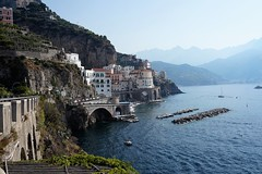lovely country (eudibi) Tags: atrani amalfi coast campania salerno italy sony alpha5000 mirrorless tirreno