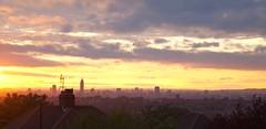 London Cityscape (Adam Swaine) Tags: london cities city cityscape sunset canon england english britain british sunlight sky skyline uk beautiful