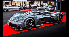Aston Martin RB-001 Concept - Valkyrie (2017) (Laurent DUCHENE) Tags: festivalinternationaldelautomobile 2017 aston martin rb001 concept valkyrie