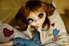 Rainbow 🌈 (Juju DollPassion) Tags: pullip doll dolls fc full custom custo azazelle ovie rainbow sun wig obitsu makeup
