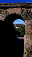 Karl XII's path (blondinrikard) Tags: feskekôrka göteborg rosenlund skansenkronan portal arch