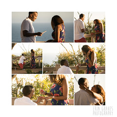 Santa Monica Proposal (erin_wins) Tags: proposal she said yes will you marry me engaged santa monica palisades park