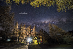 Milkyway at Glentanner Holiday Park Mount Cook (Nur Ismail Photography) Tags: mountcook aoraki tourist attraction holidaypark newzealand southisland canterbury nationalpark nikon d750 milkyway