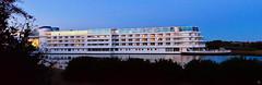 hôtel Miramar La Cigale (pigosse) Tags: hôtel morbihan golf paquebot