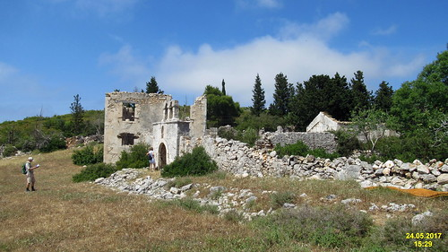 Zakynthos - St Andrew's Monastery